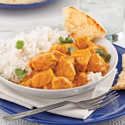 Recette Poulet au curry | La Boîte à Bio